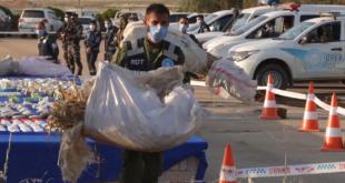 المخدرات بالجزيرة السورية.. إتلاف واعتقالات تطال مئات المتورطين