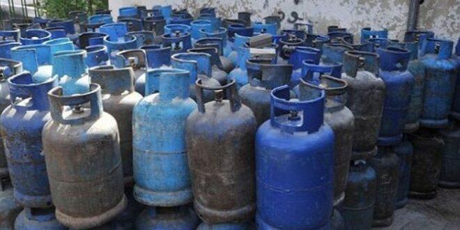 تقليص مدة تسليم أسطوانة الغاز