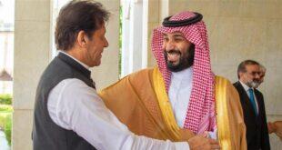 """""""اللعبة المعقدة"""".. بن سلمان """"يفعّل"""" التحالف مع باكستان والهدف مواجهة إيران"""