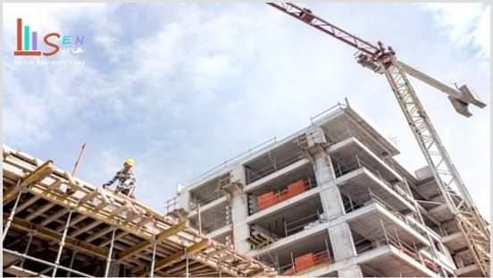 معمل الأبنية مسبقة الصنع يعود للإنتاج