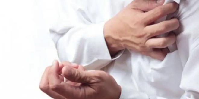 خطر الإصابة بالنوبة القلبية