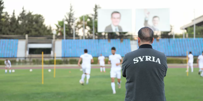 سوريا تهزم غوام بثلاثية