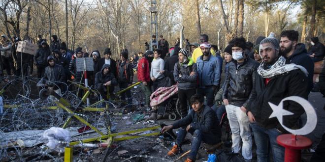 قرار يوناني ينهي احلام اللاجئين السوريين الحالمين بالوصول الى أوربا