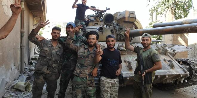 السلطات السورية تستقبل اللاجئين من إدلب