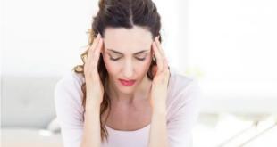 علاجات منزلية بسيطة للتخلّص من الصداع