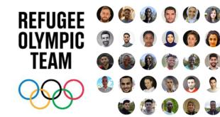 سوريين نجحوا بالوصول إلى أولمبياد طوكيو