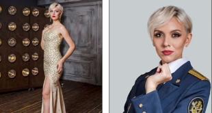 مسابقة ملكات جمال حارسات السجون في روسيا