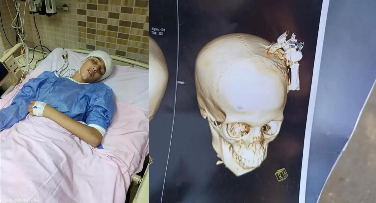 نجم ذا فويس كيدز المصري يرتكب جريمة مروعة