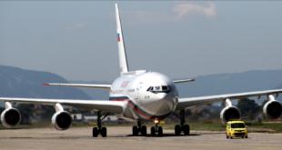 تعرف على طائرة بوتين الخاصة (صور)