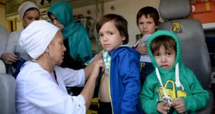 كيف يعمل الأطباء الروس في سوريا