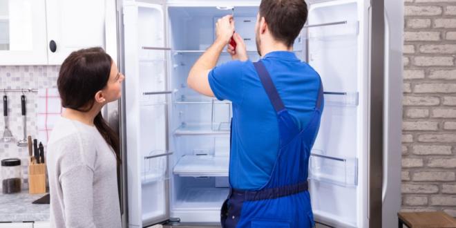 أعطال الثلاجة المنزلية