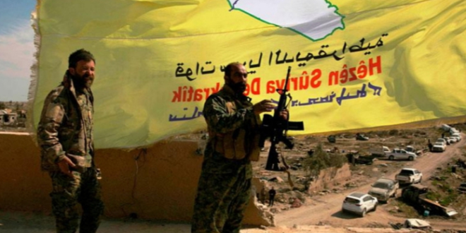 """""""قسد"""" تحفر أنفاقاً لوصل المناطق السورية التي تسيطر عليها ببعضها"""