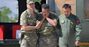 استهداف قاعدة للاحتلال التركي في إدلب واصابة عدد من الجنود