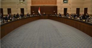 ملخص اجتماع مجلس الوزراء وهذه أبرز القرارات