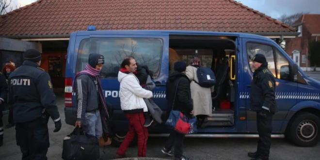 إصابة لاجئ سوري بسكتة دماغية وشلل نصفي إثر صدور قرار ترحيله من الدنمارك