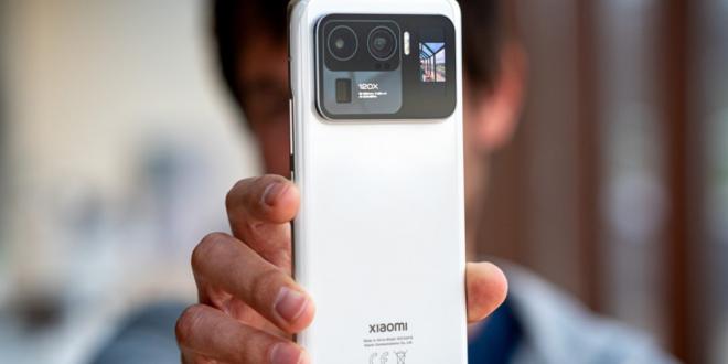 شاومي تخطط لإطلاق هاتف بتصميم الكاميرا أسفل الشاشة