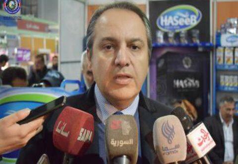 رئيس لجنة التصدير في اتحاد غرف الصناعة