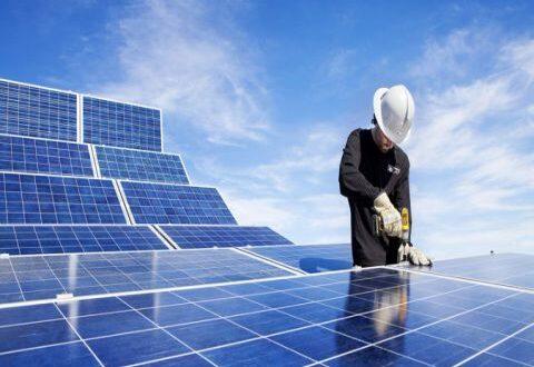 محطات كهرباء على الطاقة المتجددة