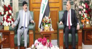 وزير الصناعة العراقي في دمشق