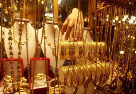 أسعار الذهب والليرات الذهبية في سورية