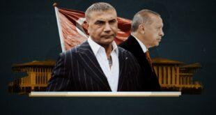 زعيم المافيا التركية سادات بكر يزلزل عرش أردوغان