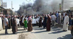 العشائر العربية تؤكد ضرورة إنهاء وجود القوات الأميركية في الشمال السوري