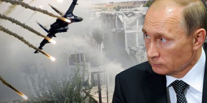 معهد واشنطن: رسالة سورية بالدم من بوتين الى بايدن!