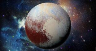 """ما سبب اللون الأحمر لكوكب """"بلوتو""""؟"""