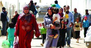 اللاجئون السوريون في الأردن مهددون بالجوع