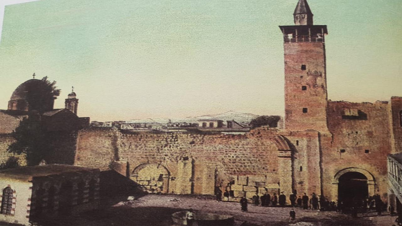 أبواب دمشق السبعة