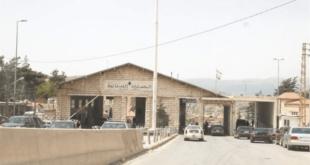 جمارك لبنان تمنع دخول السيارات إلى سورية للحد من تهريب الوقود