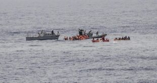 بينهم سوريون.. إنقاذ 178 مهاجراً قبالة السواحل الجنوبية لـ تونس