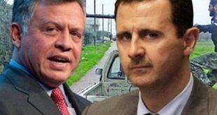 """ملك الأردن يعرض على """"بايدن"""" خريطة طريق للحل في سوريا.. ما تفاصيلها؟"""