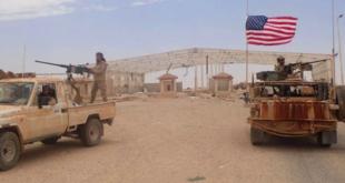 سقوط قذيفتين على قاعدة للقوات الأمريكية في حقل العمر بسوريا