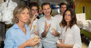 """""""وائل رمضان"""" يعلّق على عدم دعوته لتناول «الشاورما» مع الرئيس الأسد بعد القسم الدستوري"""