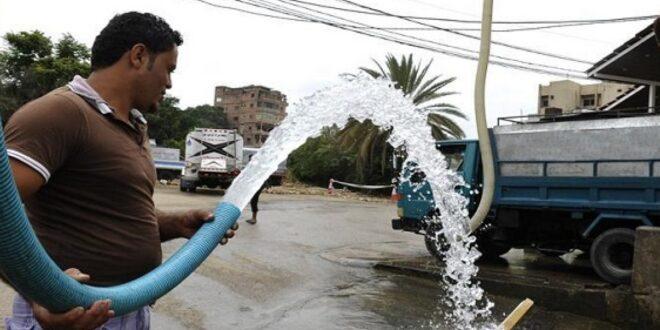 الماء أغلى من البنزين