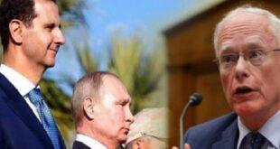 """جيمس جيفري يوجّه رسالة إلى إدارة """"بايدن"""" بشأن الرئيس الأسد"""