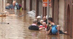 بعز الصيف.. فيضانات كارثية في المانيا تخلف 58 قتيلاً!