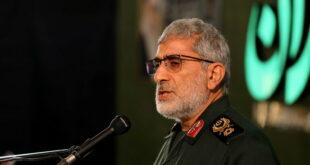 ما الذي يفعله قائد فيلق القدس الإيراني في سوريا؟