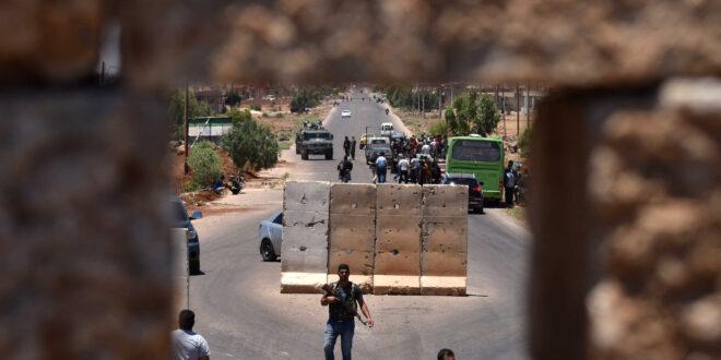 مسلسل الموت في درعا مستمر.. مقتل 3 أشخاص في يوم واحد