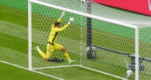 """شاهد.. أجمل """"هدف"""" في يورو 2020"""
