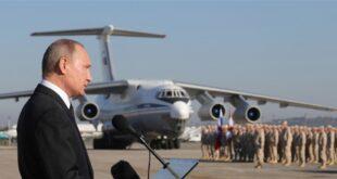 هل تفعلها روسيا وتغلق مجال سوريا الجوي بوجه الطائرات الإسرائيلية؟