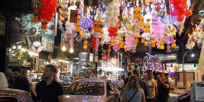 تسعة أيام عطلة عيد الأضحى في سوريا