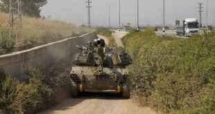 الجيش الإسرائيلي يعلن عن إطلاق صاروخين من لبنان