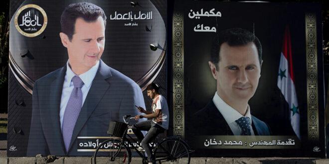 الرئيس السوري بشار الأسد يؤدي اليمين الدستورية لولاية جديدة السبت المقبل