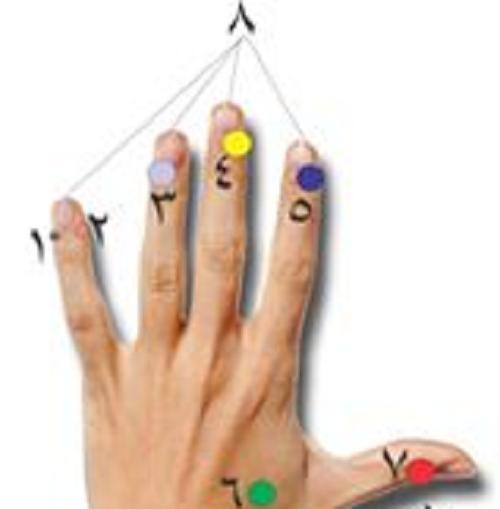 العلاج بتدليك راحة اليد بالمنعكسات