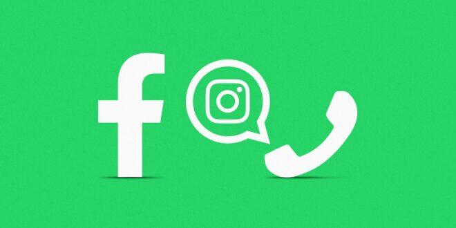 ما هي البيانات التي يشاركها واتساب وإنستجرام مع فيسبوك؟