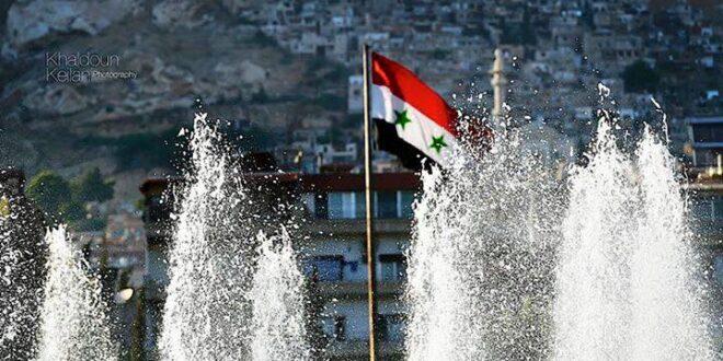 رئيس مجلس الشورى الإيراني يصل دمشق في زيارة رسمية يلتقي خلالها الرئيس الأسد