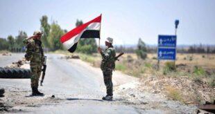 استشهاد ضابط سوري وجرح أربعة عناصر في درعا جنوبي سوريا