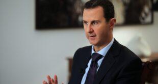 الرئيس بشار الأسد يتصل هاتفياً باللاعبة السورية هند ظاظا